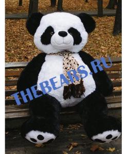 'большой мишка панда'